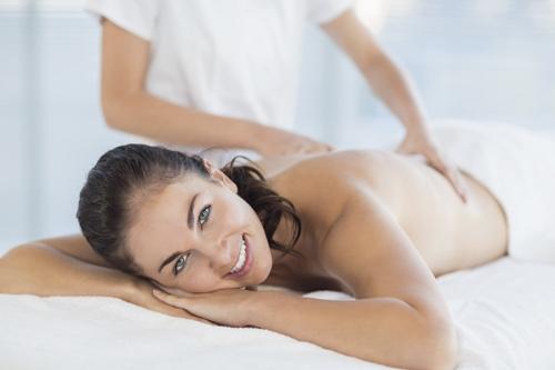 Heilmassage und medizinische Massage
