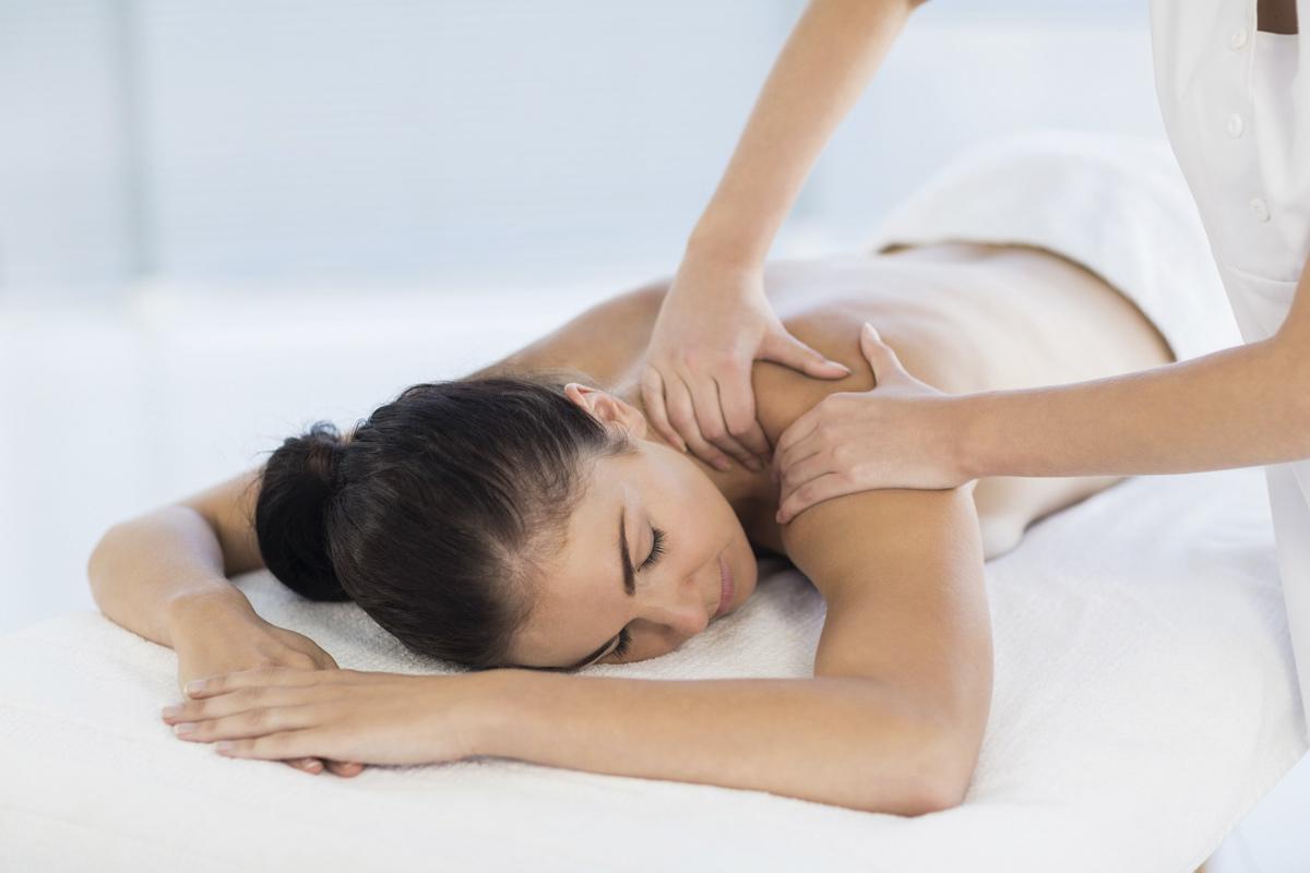 Massage und Heilmassage